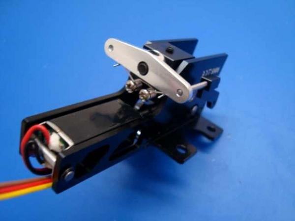Elektrisches Einziehfahrwerk für Modelle bis 5kg, 3- Bein Fahrwerk