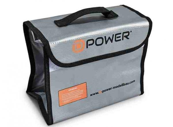 Lipo Schutz-Tasche mit Tragegriff- Safe Bag